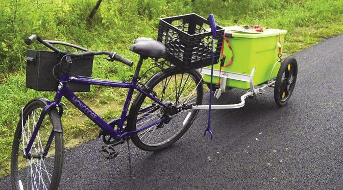 Bike foraging