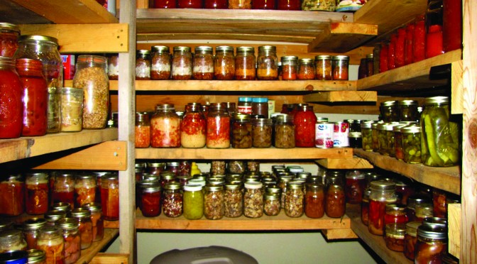 Storing food the right way