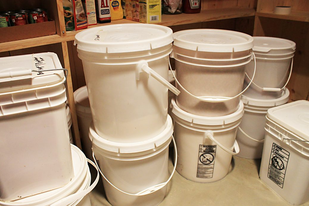 Basic Long Term Food Storage