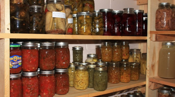 & Basic long-term food storage |