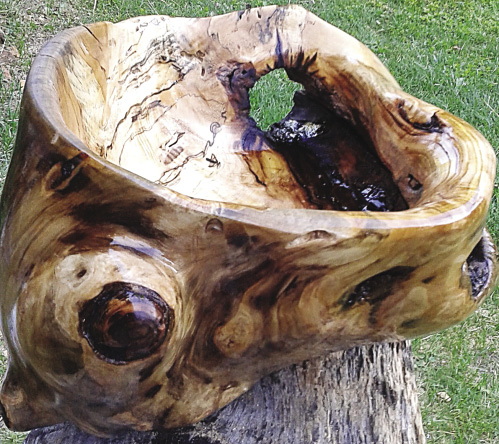 How To Make Carved Wooden Bowls