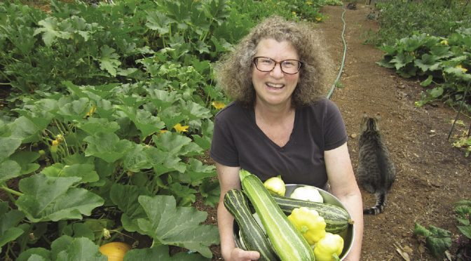 Why gardening is such good exercise, especially for women
